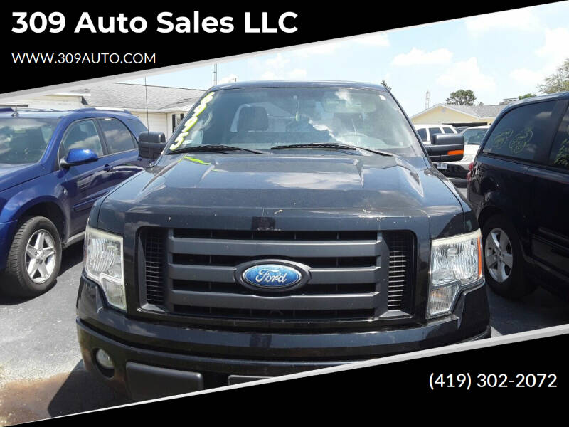 2009 Ford F-150 for sale at 309 Auto Sales LLC in Harrod OH