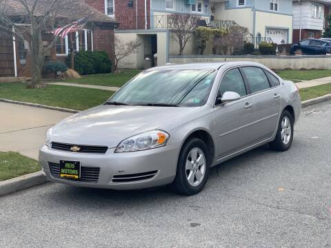 2007 Chevrolet Impala for sale at Reis Motors LLC in Lawrence NY