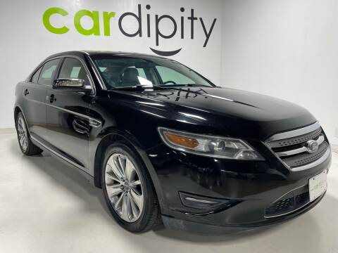 2012 Ford Taurus for sale at Cardipity in Dallas TX