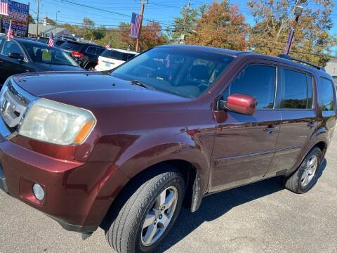 2009 Honda Pilot for sale at Primary Motors Inc in Commack NY