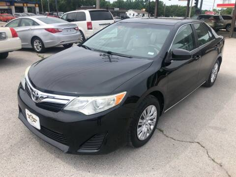 2012 Toyota Camry for sale at Auto Target in O'Fallon MO