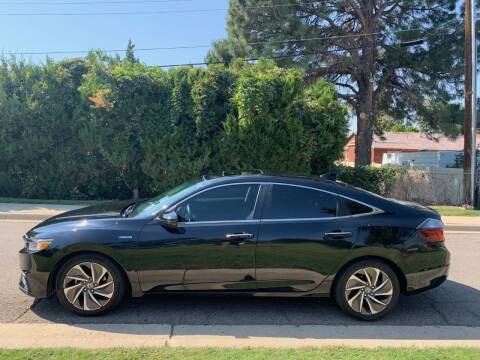 2019 Honda Insight for sale at A.I. Monroe Auto Sales in Bountiful UT