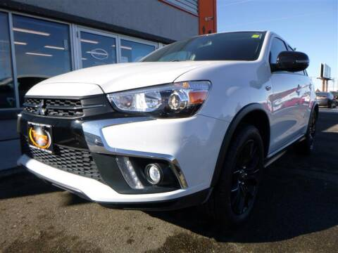 2019 Mitsubishi Outlander Sport for sale at Torgerson Auto Center in Bismarck ND
