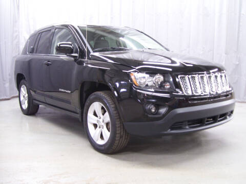 2014 Jeep Compass for sale at QUADEN MOTORS INC in Nashotah WI