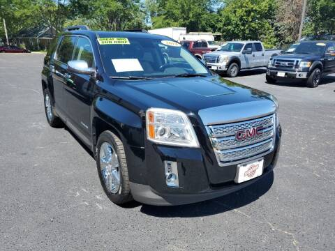 2014 GMC Terrain for sale at Stach Auto in Janesville WI