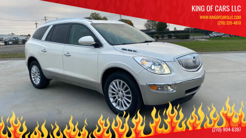 2012 Buick Enclave for sale at King of Cars LLC in Bowling Green KY