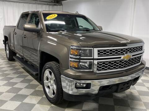 2014 Chevrolet Silverado 1500 for sale at Mr. Car City in Brentwood MD
