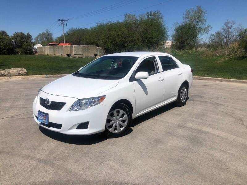2009 Toyota Corolla for sale at 5K Autos LLC in Roselle IL