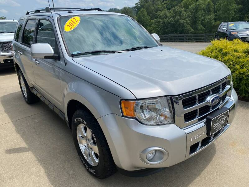 2012 Ford Escape for sale at Car City Automotive in Louisa KY