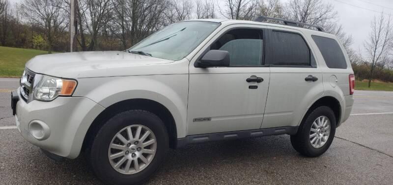 2008 Ford Escape for sale at Superior Auto Sales in Miamisburg OH