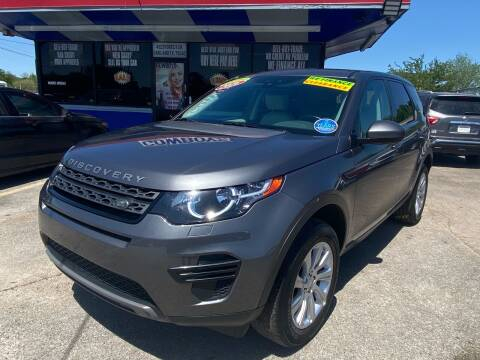 2016 Land Rover Discovery Sport for sale at Cow Boys Auto Sales LLC in Garland TX