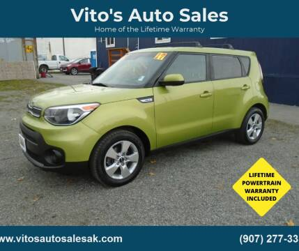 2017 Kia Soul for sale at Vito's Auto Sales in Anchorage AK
