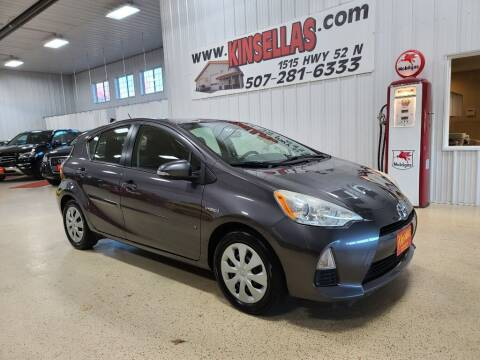 2013 Toyota Prius c for sale at Kinsellas Auto Sales in Rochester MN
