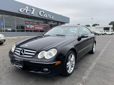 2006 Mercedes-Benz CLK for sale at A1 Carz, Inc in Sacramento CA