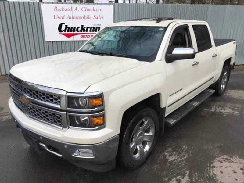 2014 Chevrolet Silverado 1500 for sale at Chuckran Auto Parts Inc in Bridgewater MA