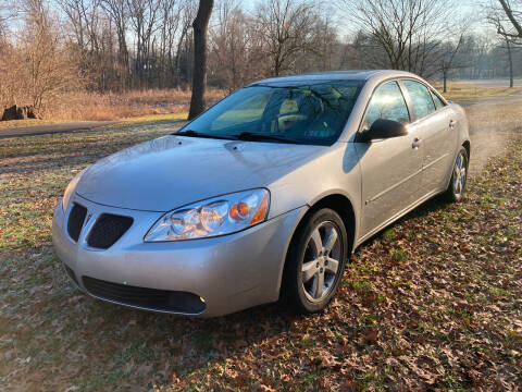 2006 Pontiac G6 for sale at Michaels Used Cars Inc. in East Lansdowne PA