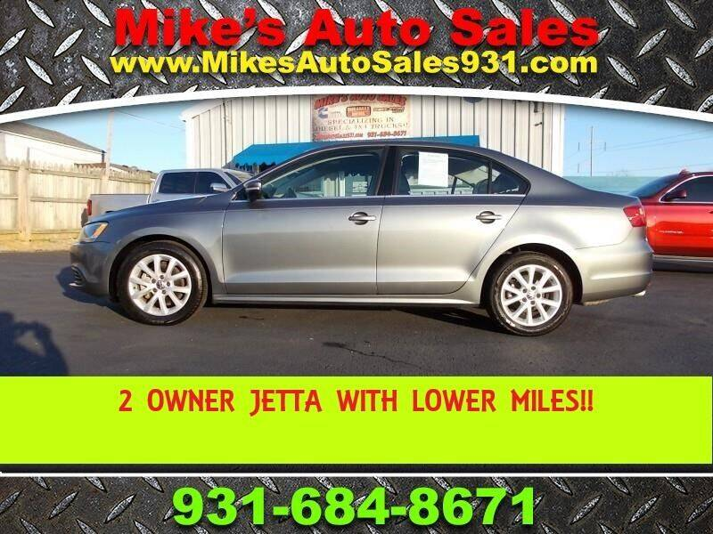2013 Volkswagen Jetta for sale at Mike's Auto Sales in Shelbyville TN
