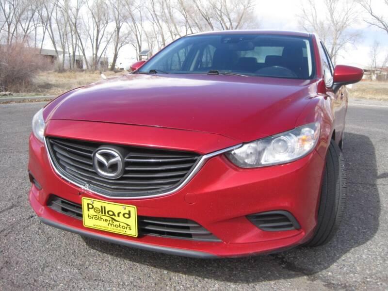2015 Mazda MAZDA6 for sale at Pollard Brothers Motors in Montrose CO