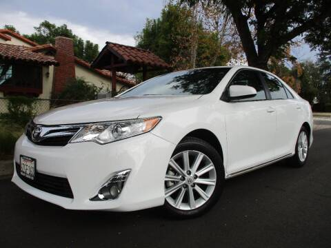 2012 Toyota Camry for sale at Valley Coach Co Sales & Lsng in Van Nuys CA