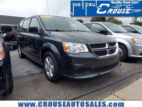 2013 Dodge Grand Caravan for sale at Joe and Paul Crouse Inc. in Columbia PA