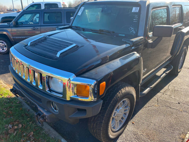 2007 HUMMER H3 for sale at Right Place Auto Sales in Indianapolis IN