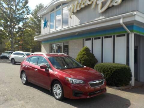 2017 Subaru Impreza for sale at Nicky D's in Easthampton MA