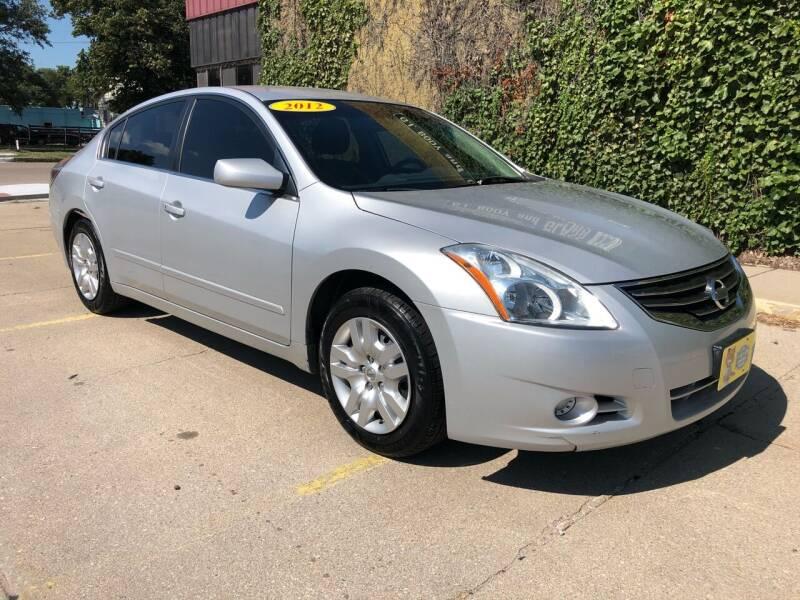 2012 Nissan Altima for sale at El Tucanazo Auto Sales in Grand Island NE