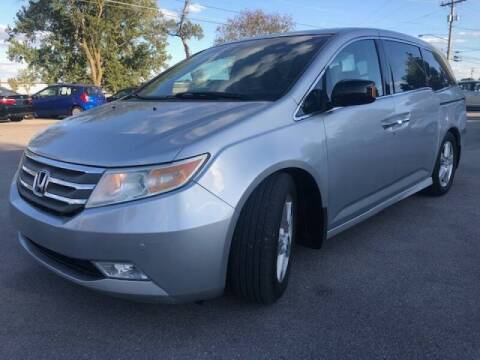 2011 Honda Odyssey for sale at International Cars Co in Murfreesboro TN