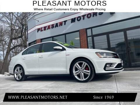 2017 Volkswagen Jetta for sale at Pleasant Motors in New Bedford MA