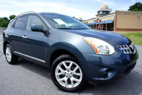 2012 Nissan Rogue for sale at CU Carfinders in Norcross GA