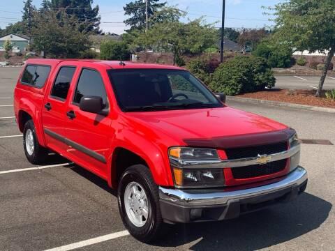 2008 Chevrolet Colorado for sale at Washington Auto Sales in Tacoma WA