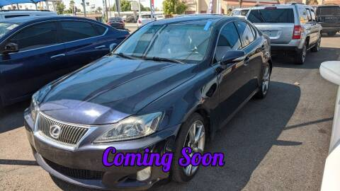 2009 Lexus IS 250 for sale at USA Auto Inc in Mesa AZ