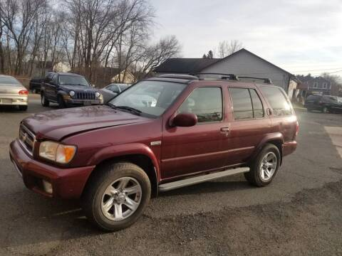 2004 Nissan Pathfinder for sale at Balfour Motors in Agawam MA