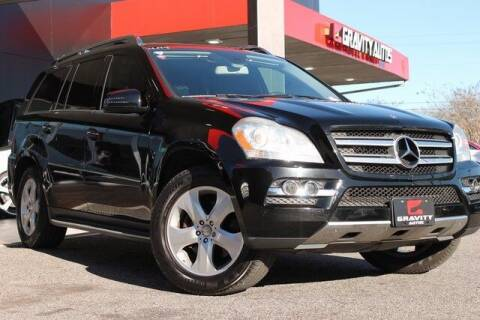 2011 Mercedes-Benz GL-Class for sale at Gravity Autos Roswell in Roswell GA