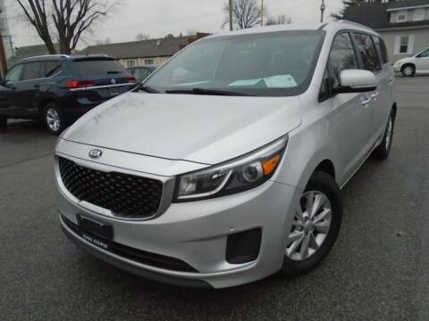 2017 Kia Sedona for sale at Total Eclipse Auto Sales & Service in Red Bud IL