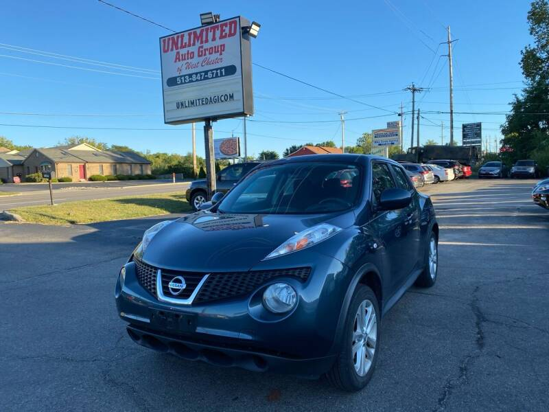 2013 Nissan JUKE for sale at Unlimited Auto Group in West Chester OH