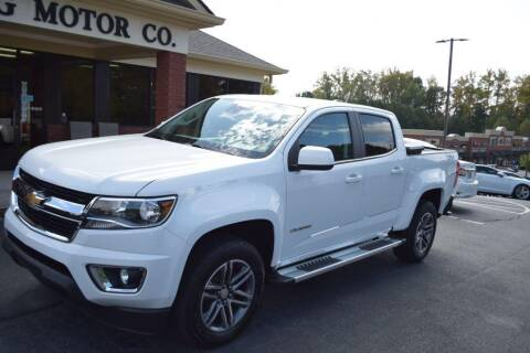 2019 Chevrolet Colorado for sale at Ewing Motor Company in Buford GA