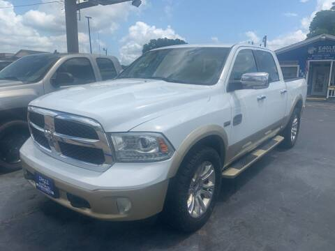 2013 RAM Ram Pickup 1500 for sale at EAGLE AUTO SALES in Lindale TX