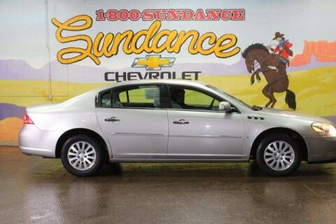2006 Buick Lucerne for sale at Sundance Chevrolet in Grand Ledge MI