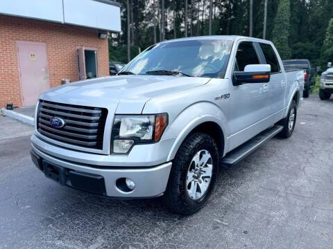 2011 Ford F-150 for sale at Magic Motors Inc. in Snellville GA