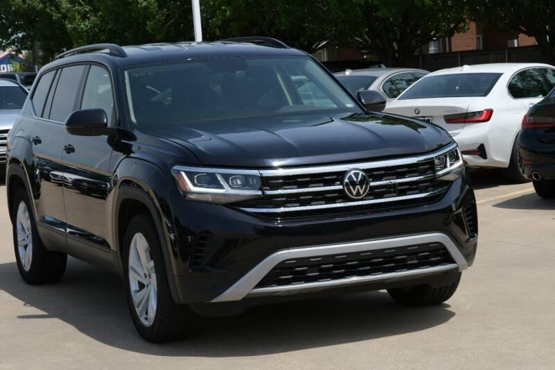 2021 Volkswagen Atlas for sale at Silver Star Motorcars in Dallas TX