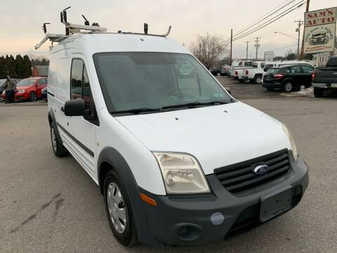 2011 Ford Transit Connect for sale at Sam's Auto in Akron PA
