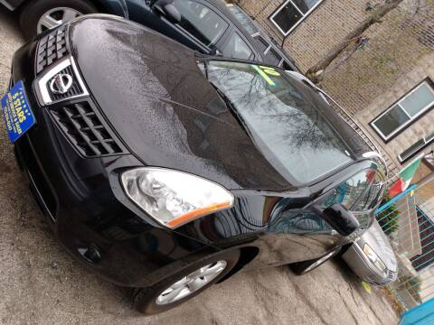 2010 Nissan Rogue for sale at 5 Stars Auto Service and Sales in Chicago IL
