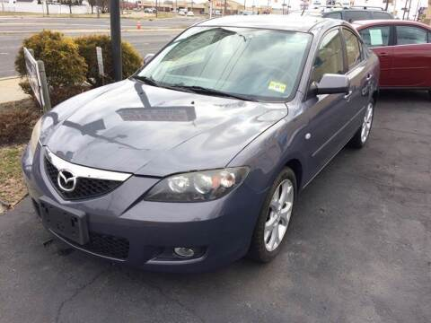 2009 Mazda MAZDA3 for sale at Motion Auto Sales in Collingswood Heights NJ