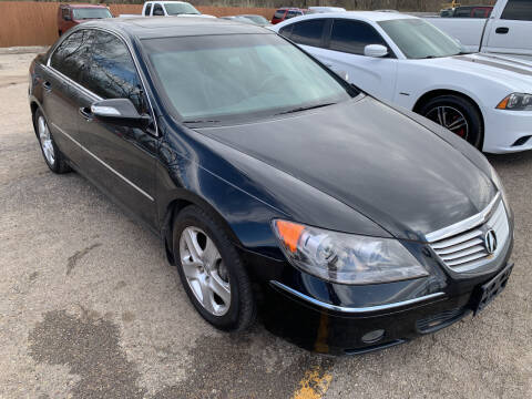 2007 Acura RL for sale at Ol Mac Motors in Topeka KS