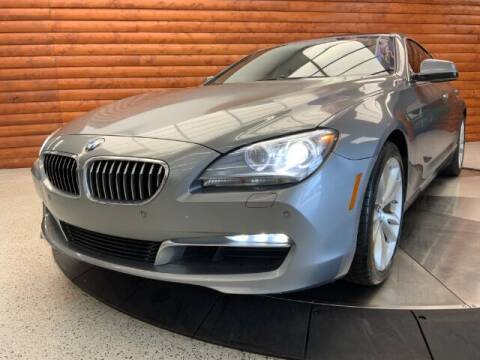 2013 BMW 6 Series for sale at Dixie Imports in Fairfield OH