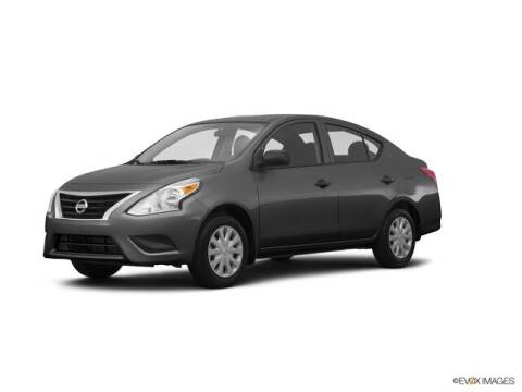 2016 Nissan Versa for sale at Rick Hill Auto Credit in Dyersburg TN