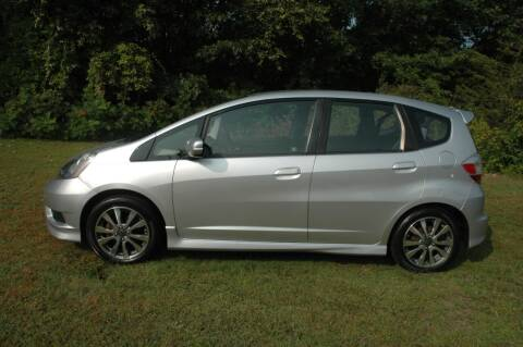 2012 Honda Fit for sale at Bruce H Richardson Auto Sales in Windham NH