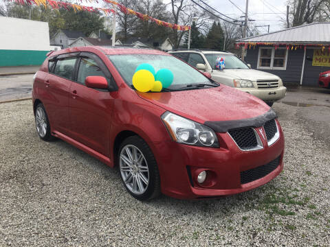 2009 Pontiac Vibe for sale at Antique Motors in Plymouth IN