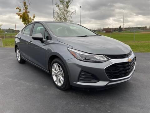 2019 Chevrolet Cruze for sale at Lasco of Grand Blanc in Grand Blanc MI